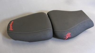 Suzuki Hayabusa zadel