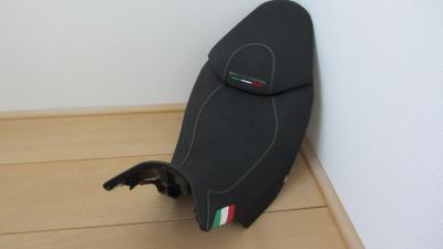 buddyseat Ducati Mulistrada 1260 enduro