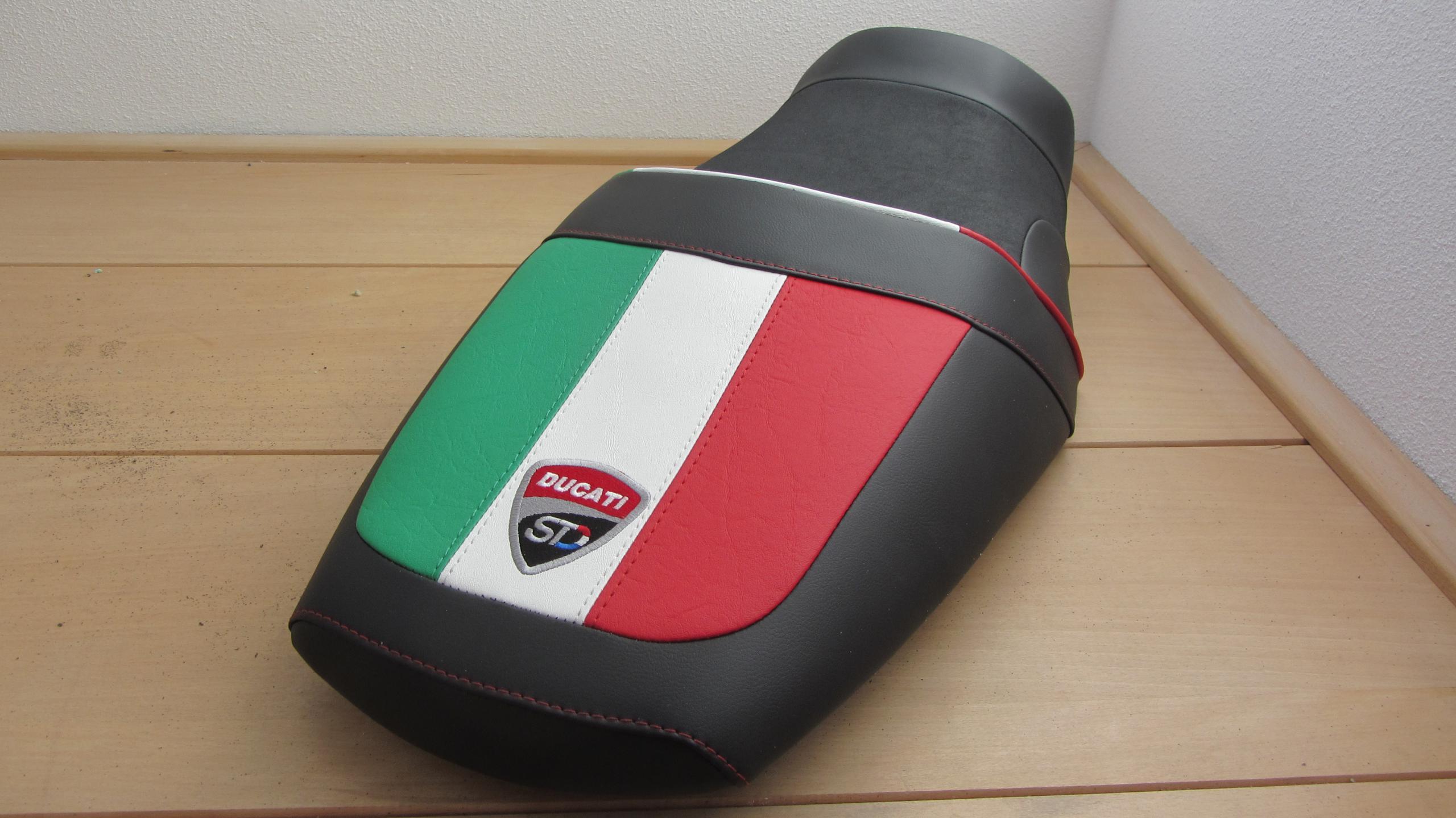 Ducati ST2 buddyseat