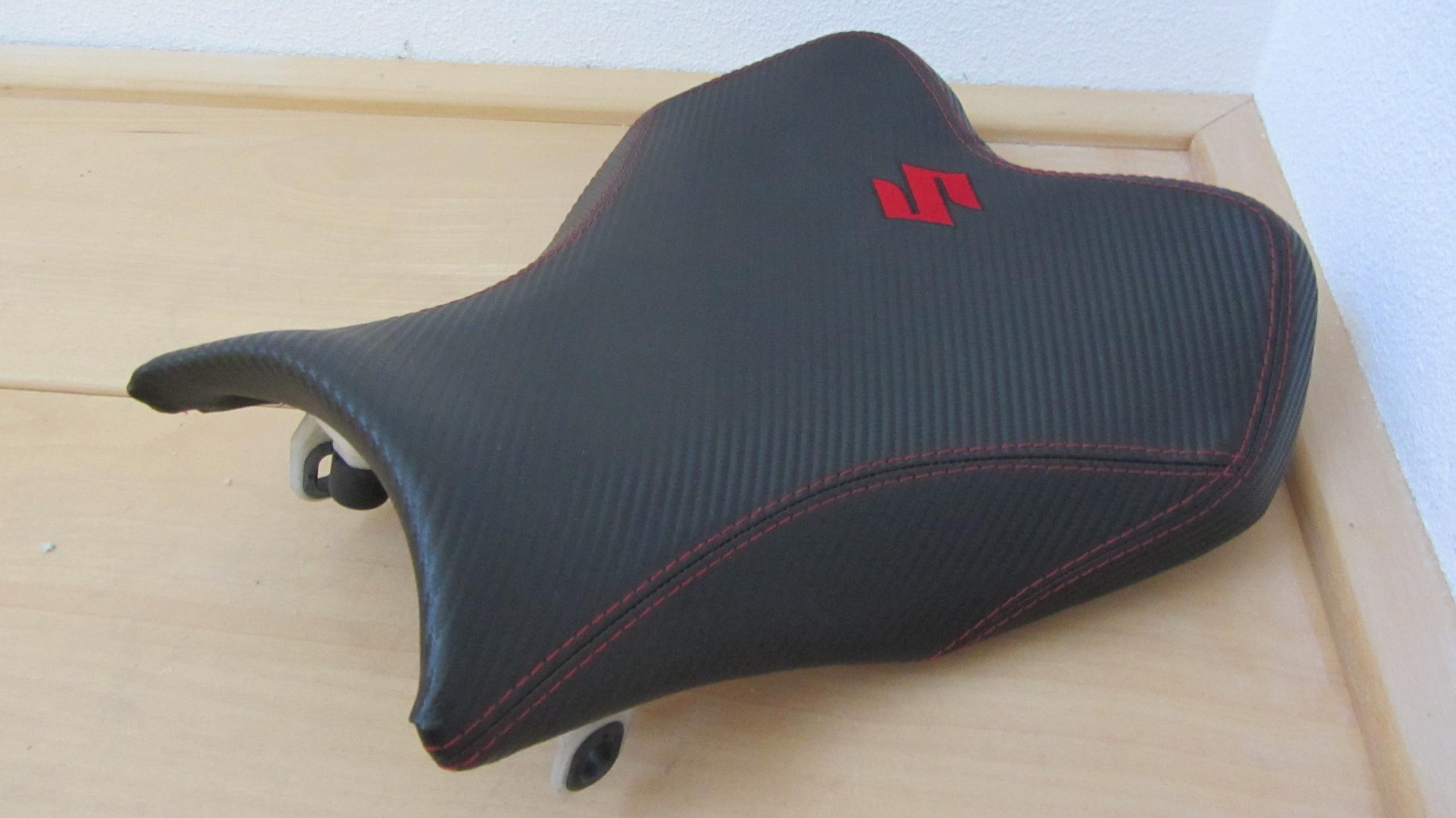 carbon suzuki gsxr seat