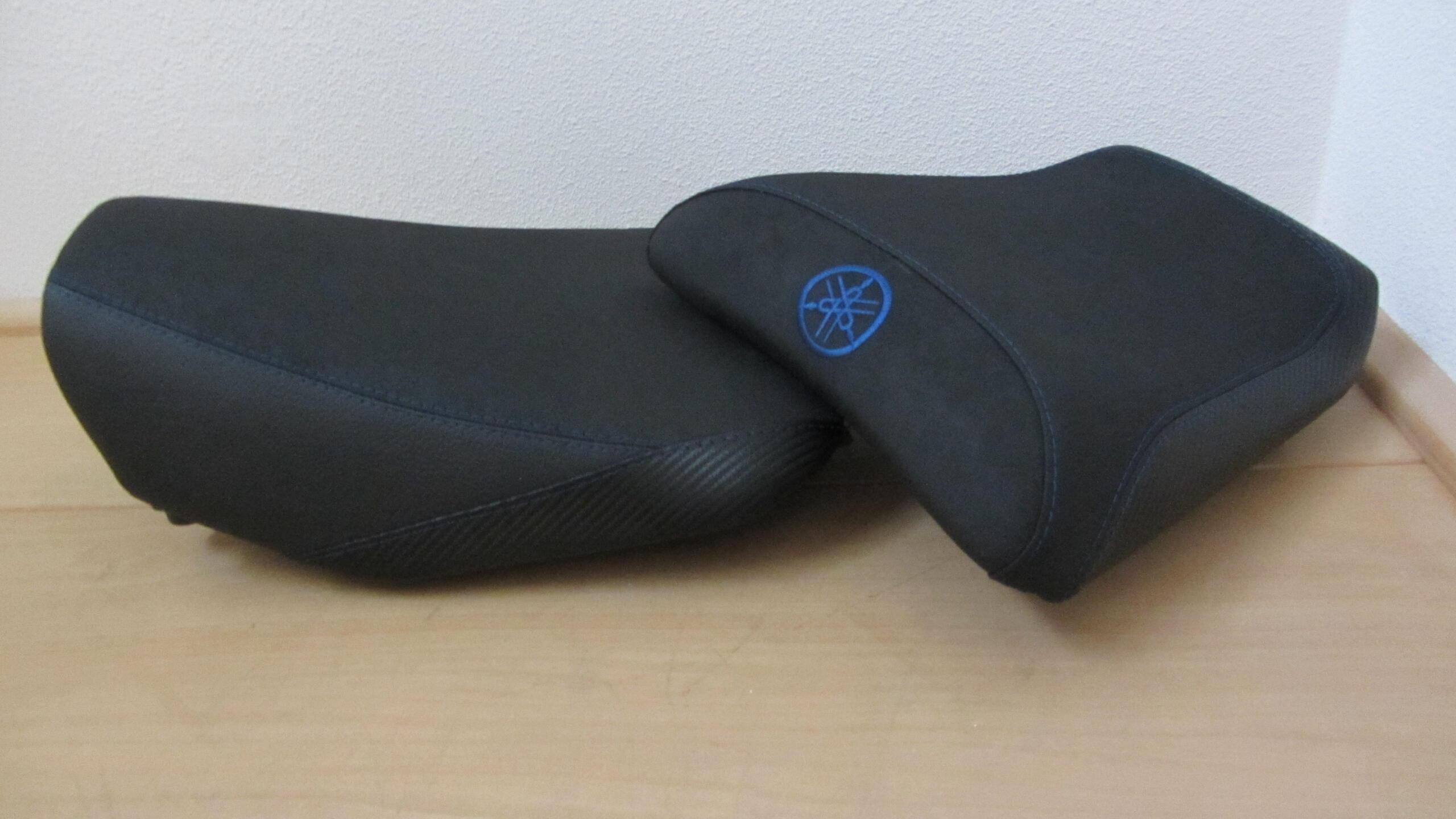 comfort zadel Yamaha MT09