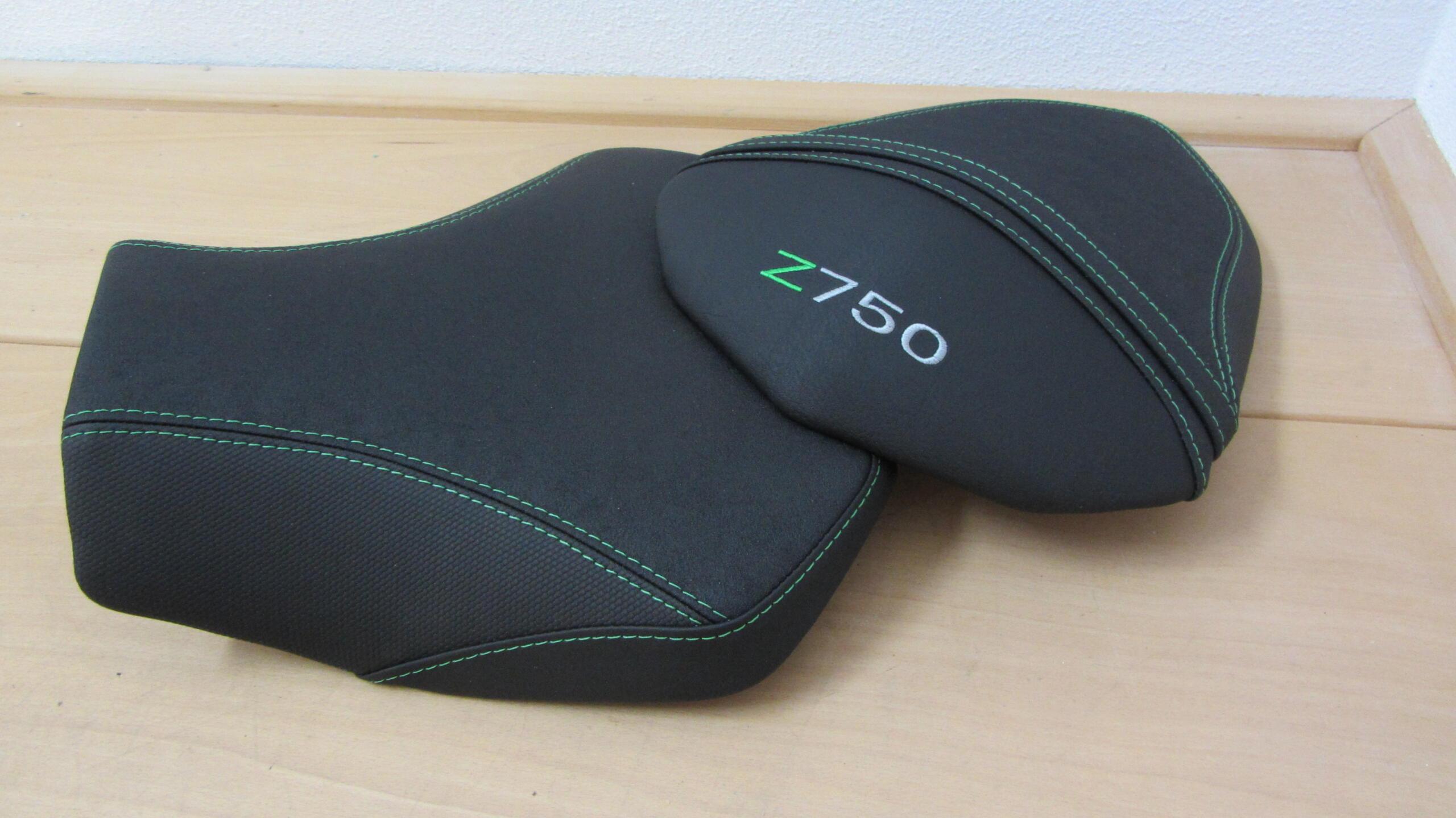 Kawasaki Z750 seat