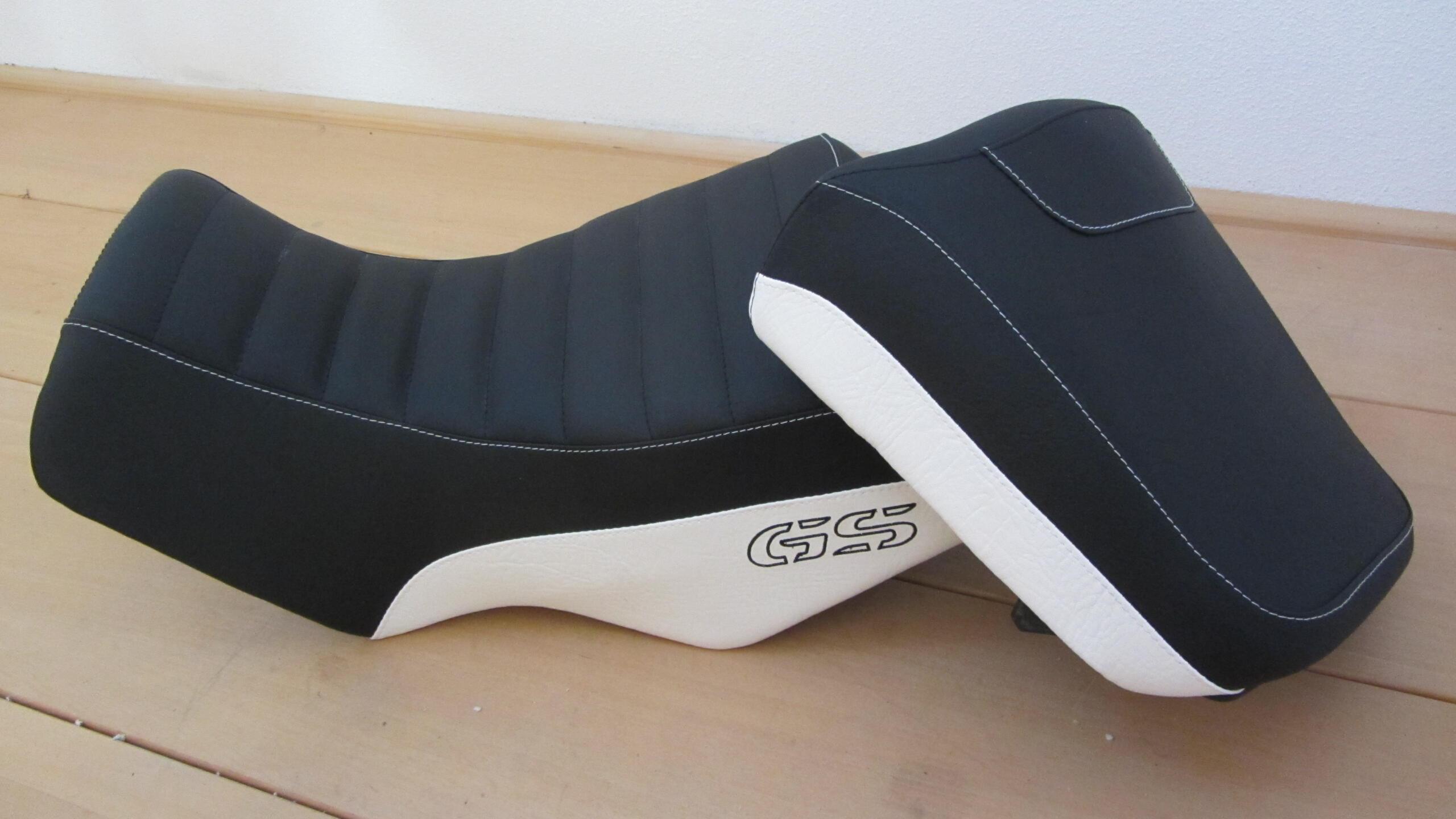 Comfort zadel BMW R1100GS