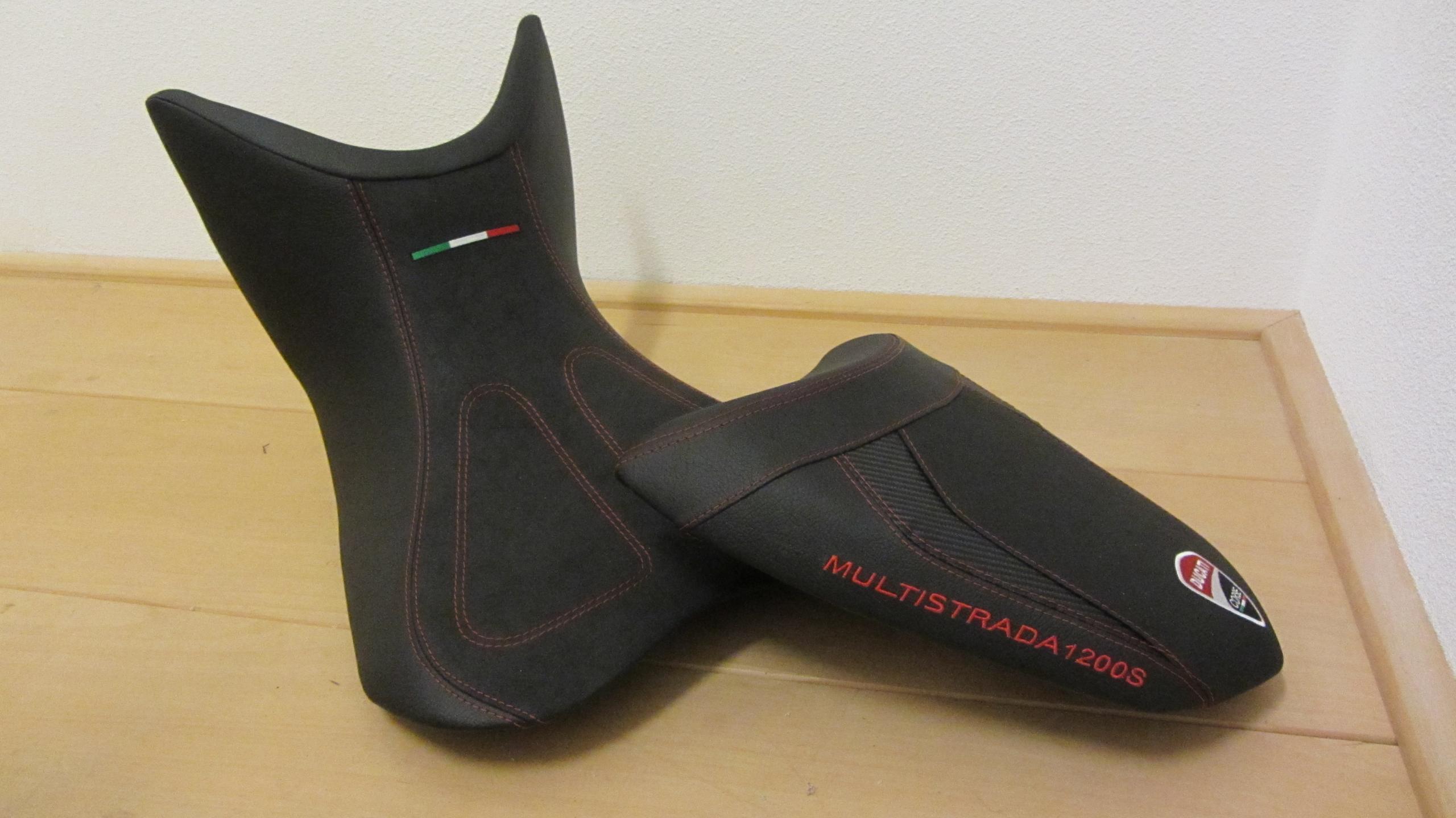 Comfort zadel Ducati Multistrada