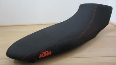 zadel KTM 1190 Adventure R zadelpijn