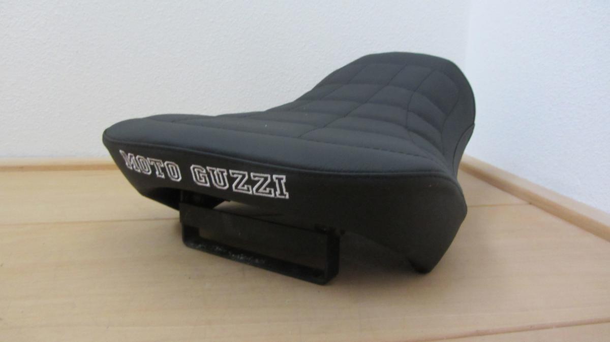 Moto Guzzi V50 NATO buddy